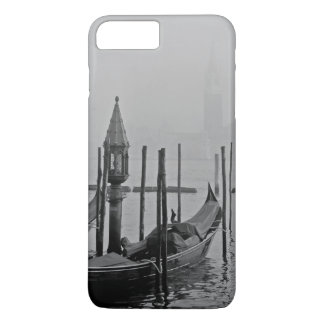 Black & White Venice Italy Travel iPhone 7 Plus Case