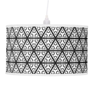 Black & white Vogue design Pendant Lamp