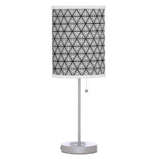 Black & white Vogue design Table Lamp