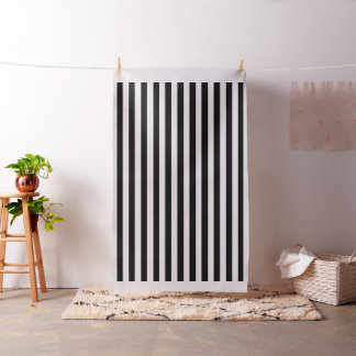 Black wide Stripes + your back-color & ideas Fabric