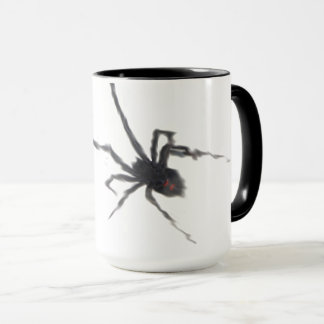 BLACK WIDOW - Beware! Mug