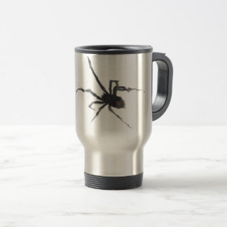BLACK WIDOW -Beware! Travel Mug