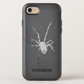 BLACK WIDOW Inverted - Beware! OtterBox Symmetry iPhone 8/7 Case