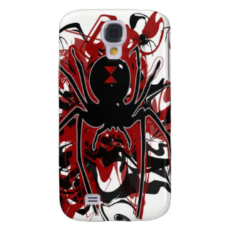Black Widow iphone 3G or 3GS Hard Case Galaxy S4 Cases