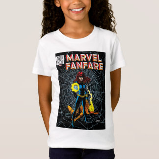 Black Widow Marvel Fanfare T-Shirt