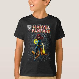 Black Widow Marvel Fanfare T-Shirt