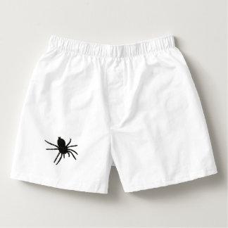 Black Widow Spider Boxers