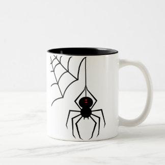 Black Widow Spider mug