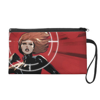 Black Widow Targeted Wristlet
