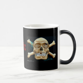 """Black Widow's New Home"" Magic Mug"