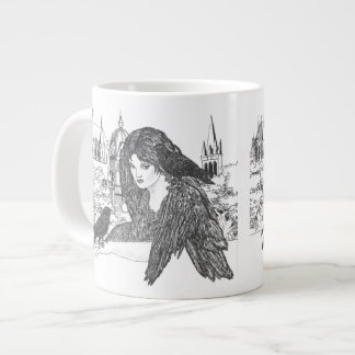 Black Winged Beauties Specialty Mugs