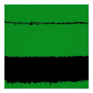 black wire poster
