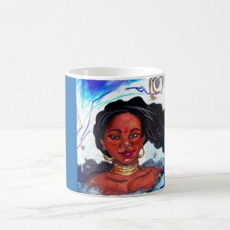 Black Woman 11 oz Mug