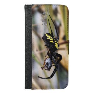 Black & Yellow Spider iPhone 6/6s Plus Case