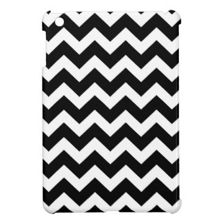 Black zig zag Party wrap edition Cover For The iPad Mini