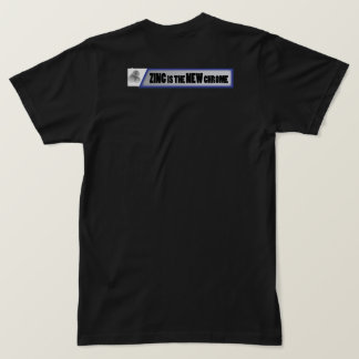 BLACK ZINC TEE