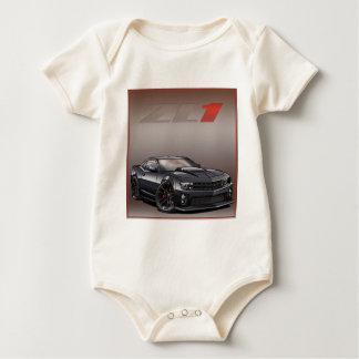 Black_ZL1 Baby Bodysuit