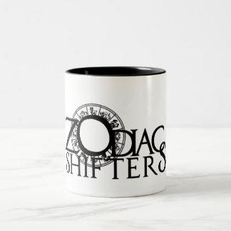 Black Zodiac Shifter Mug