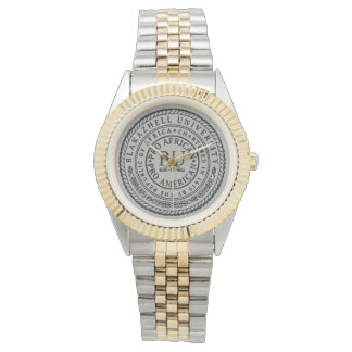 Blackazhell University Two-Tone Watch