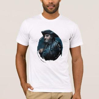 Blackbeard Portrait T-Shirt