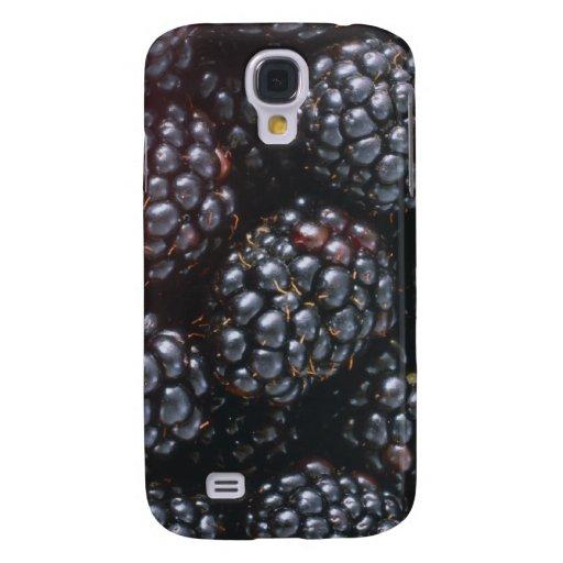 Blackberries Samsung Galaxy S4 Cases