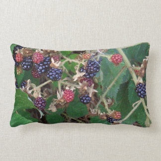 Blackberries Dekokissen Lumbar Pillow
