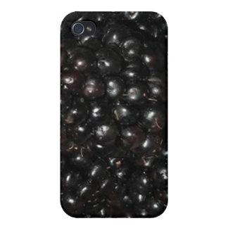Blackberries iPhone 4/4S Cover