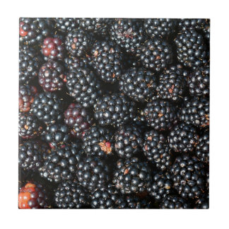 Blackberries Tile