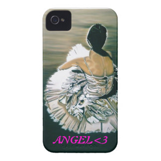 "Blackberry ""ANGEL <3"" Case iPhone 4 Cover"