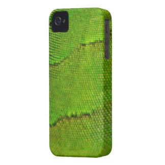 Blackberry Bold Case - Green Iguana Skin