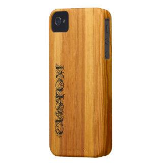 Blackberry Bold Case - Woods - Oak II Custom