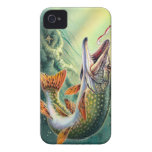 BLACKBERRY BOLD PIKE FISHING CASE iPhone 4 Case-Mate CASES