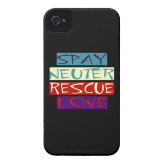 BlackBerry Bold Rescue Love Case iPhone 4 Covers