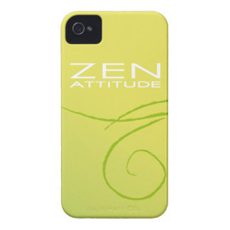 Blackberry case - Zen attitude