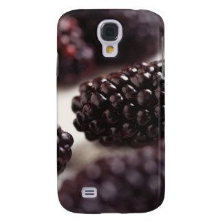 Blackberry Closeup Samsung Galaxy S4 Covers