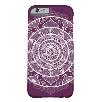 Blackberry Mandala Barely There iPhone 6 Case