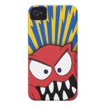 BLACKBERRY monster case 9a iPhone 4 Case-Mate Cases