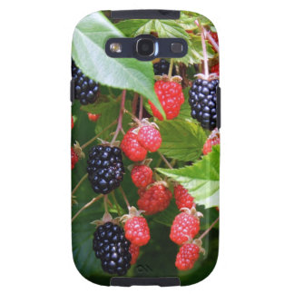 Blackberry Patch Galaxy S3 Cases