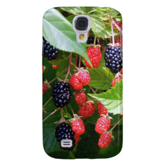 Blackberry Patch Galaxy S4 Case