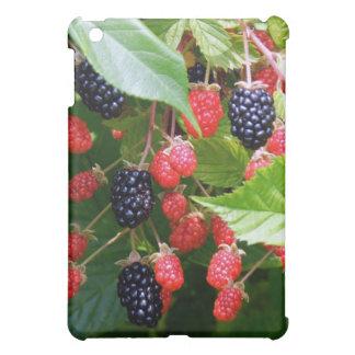 Blackberry Patch iPad Mini Cover
