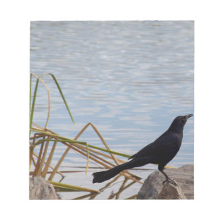 Blackbird Sing Notepad