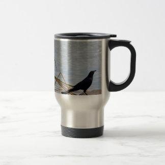 Blackbird Sing Travel Mug