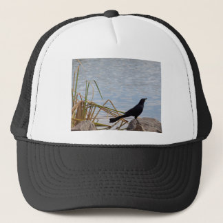 Blackbird Sing Trucker Hat