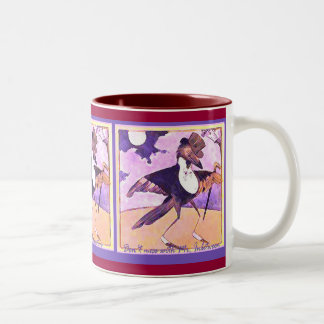 Blackbird Sings Morning Brew Mug
