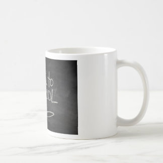 Blackboard Coffee Mug