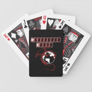 Blackened Earth Poker Cards
