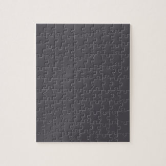 Blackened Pearl Gray Color Jigsaw Puzzle