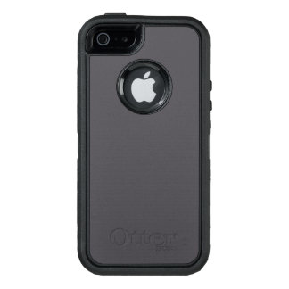 Blackened Pearl Grey Colour OtterBox Defender iPhone Case