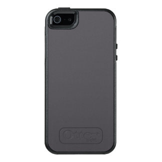 Blackened Pearl Grey Colour OtterBox iPhone 5/5s/SE Case