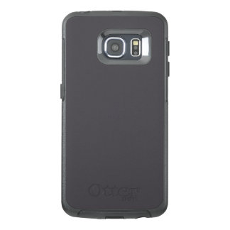 Blackened Pearl Grey Colour OtterBox Samsung Galaxy S6 Edge Case